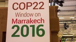COP 22: Les coulisses de la com' de
