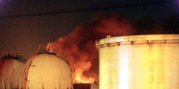 En 2002, des installations de la Samir ont été ravagées par les