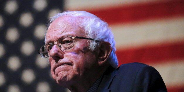 Bernie Sanders, candidat à l'investiture