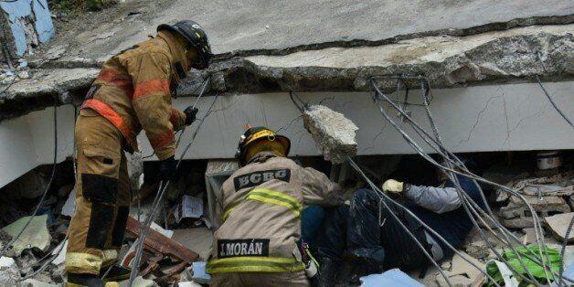 Séisme en Equateur : 350 morts selon un nouveau