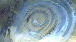 Sept photos magnifiques du Maghreb vu de l'espace