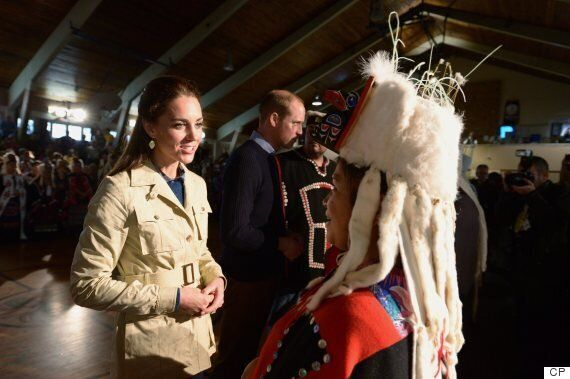 Royal Tour 2016: Prince William Adds Great Bear Rainforest To Queen's Conservation