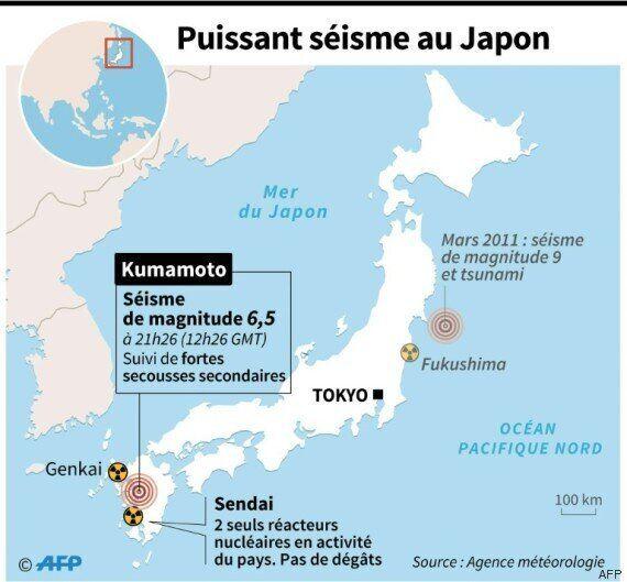 Japon: 9 morts et des centaines de blessés après de forts