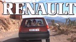 Cette pub de Renault va vous replonger dans le Maroc des années
