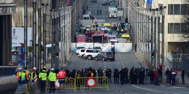 Attentats de Bruxelles: Le Maroc compte une femme décédée, six blessés et trois portés
