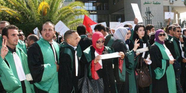 Les magistrats marocains exigent le droit de
