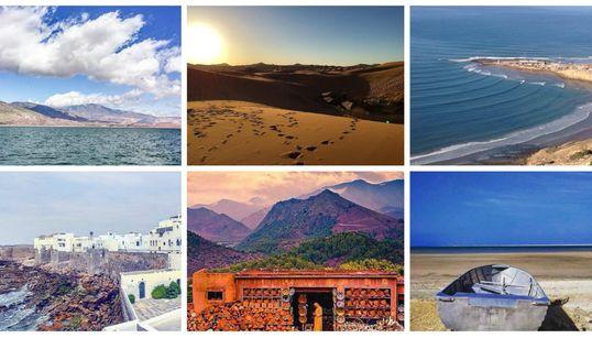 Les dix destinations incontournables de printemps au Maroc
