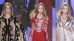 Quand le Maroc s'invite à la Arab Fashion Week