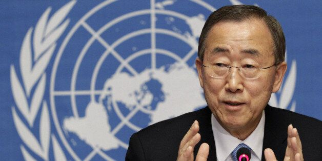 Sahara: Ban Ki-moon déplore un