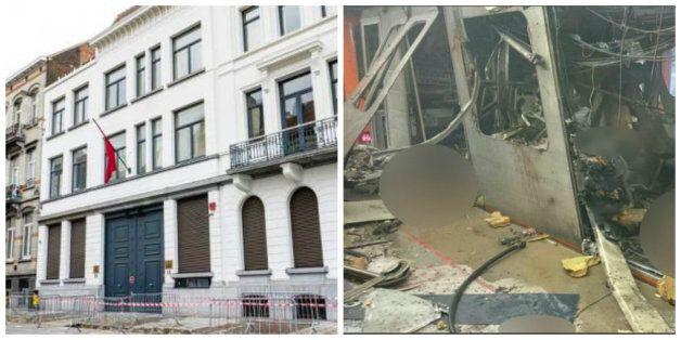 Attentats de Bruxelles: L'ambassade et le consulat du Maroc mettent en place une cellule de