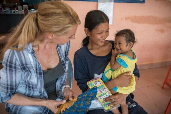 Caring For Cambodia's Youngest