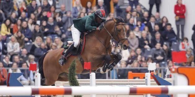 Une nouvelle victoire pour le cavalier Abdelkebir Ouaddar à