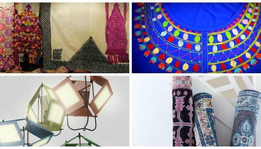 Quand l'artisanat marocain inspire les designers