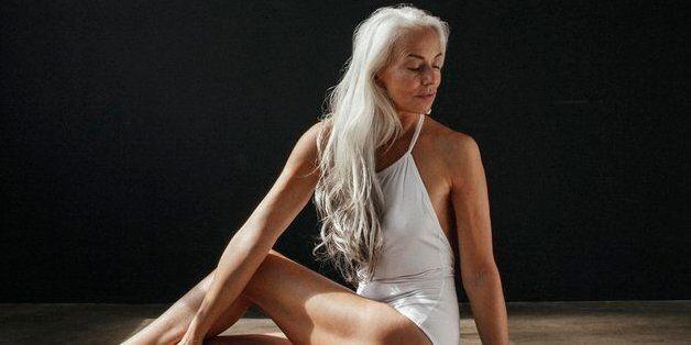 On peut être mannequin pour des maillots de bain à 60 ans (et être