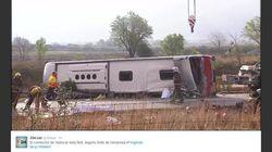 Espagne: 14 morts dans un accident d'autocar transportant des étudiants