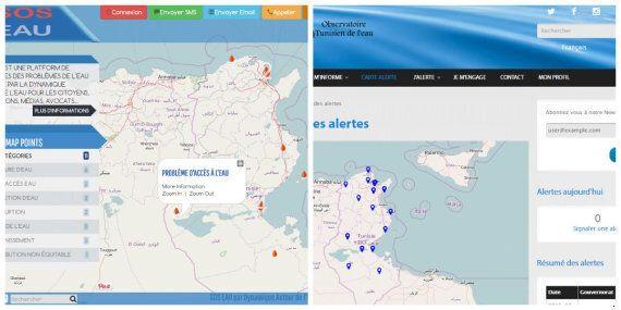 En Tunisie, deux associations se disputent pour signaler vos problèmes