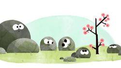 Un Doodle Google pour célébrer l'arrivée du