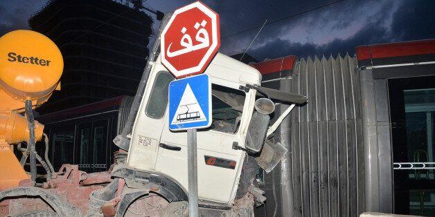 Casablanca: Un accident de tramway fait 24 blessés dont 5