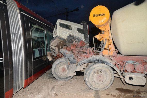 Casablanca: 24 blessés dont 5 grièvement dans une collision entre un camion et le