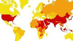 Les exécutions de condamnés à mort ont atteint leur plus haut niveau depuis