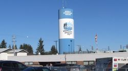 Alberta Town's Iconic Water Tower To Be Torn