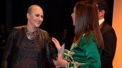 L'apparition courageuse de Manal Saddiki au Festival du film d'Al