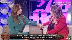 Mariló Montero se sincera con Toñi Moreno sobre sus