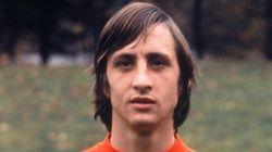 Mort de Johan Cruyff, footballeur de