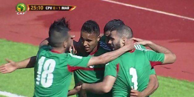 CAN 2017: Face au Cap Vert, le Maroc prend une