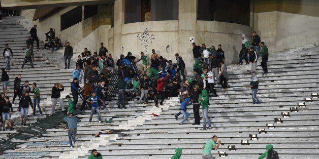 Deux morts et 54 blessés après le match disputé entre le Raja Casablanca et Chabal Rif Al Hoceima le...