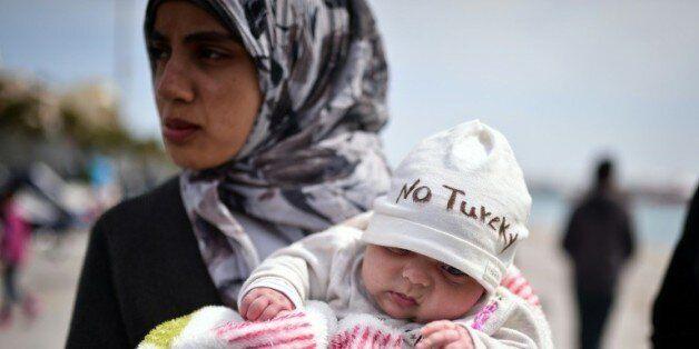 A Lesbos et Chios, la douloureuse opération des renvois de migrants s'est déroulée dans le