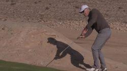 A Dakhla, un golf écolo voit le jour (REPORTAGE