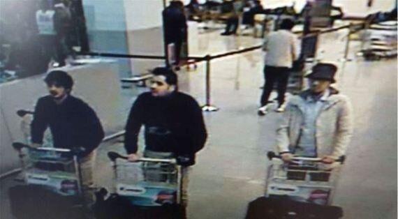 Attentats de Bruxelles: Un deuxième homme accompagnait le kamikaze du