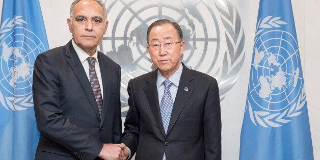 A Tunis, Ban Ki-moon évite de s'exprimer sur