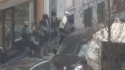 Des images inédites de l'arrestation de Salah