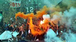 Fermeture du stade Mohammed V et interdiction des