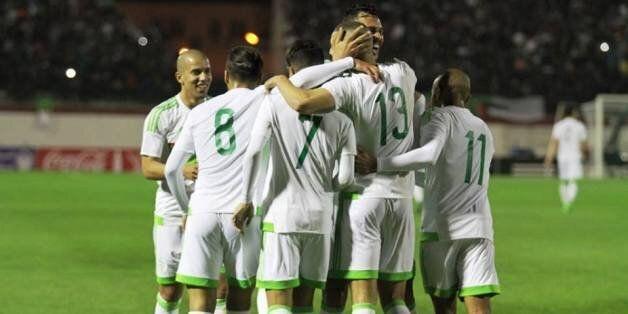 CAN 2017 (éliminatoires): les Fennecs écrasent l'Ethiopie, doublé de Slimani et Feghouli, premier but...