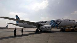 Un passager a menacé de faire exploser sa ceinture lors d'un vol EgyptAir détourné (EN
