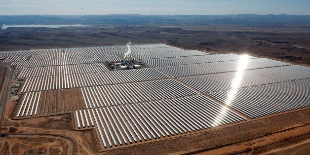 La centrale solaire de Ouarzazate au Maroc: le triomphe du capitalisme