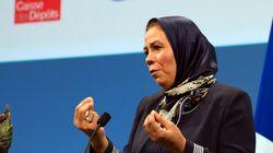 Latifa Ibn Ziaten, mère d'une victime de Merah, de nouveau