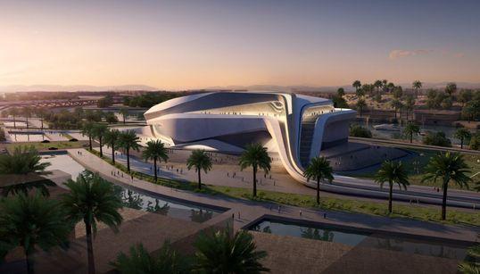 Les plus beaux édifices de l'architecte Zaha