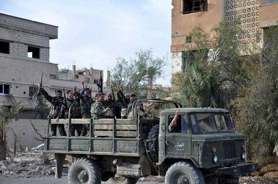 Syrie : Les forces loyalistes gagnent du terrain après la reconquête de