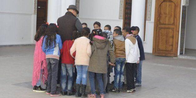 La Biennale de Marrakech s'ouvre aux élèves des écoles publiques