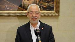 Ghannouchi remercie l'Algérie pour son soutien à la Tunisie face au