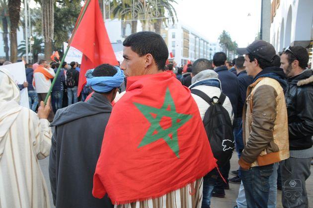 Manifestation monstre à Rabat pour protester contre les propos de Ban Ki-moon