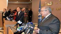 Alger insiste sur l'impératif d'une solution politique en