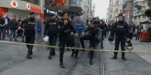 Turquie: explosion en plein centre d'Istanbul, des