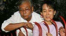 Birmanie: le parti d'Aung San Suu Kyi propose son ex chauffeur comme