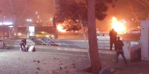Turquie: 37 morts dans une explosion à Ankara, les médias locaux évoquent un