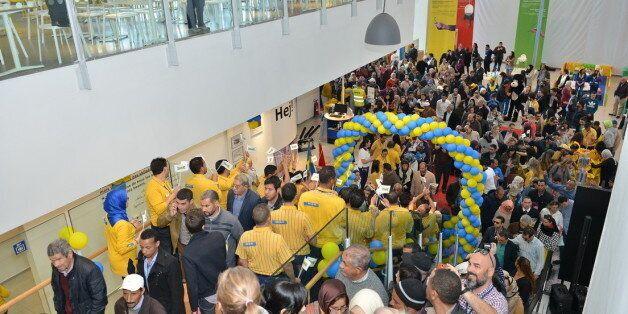 L'inauguration d'Ikea Maroc comme si vous